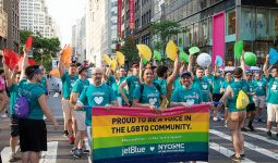 JetBlue is proud to be a voice in the LGBTQ Community.