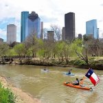 Buffalo Bayou, photo courtesy of Localeur