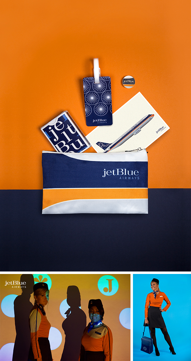 What S Old Is Blue Again Introducing Jetblue S 1960s