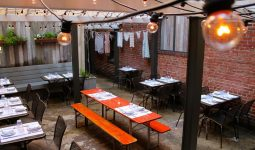 Little Nonna's Philadelphia Outdoor Seating