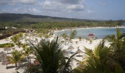 Sandy Bay near Montego Bay, Jamaica.