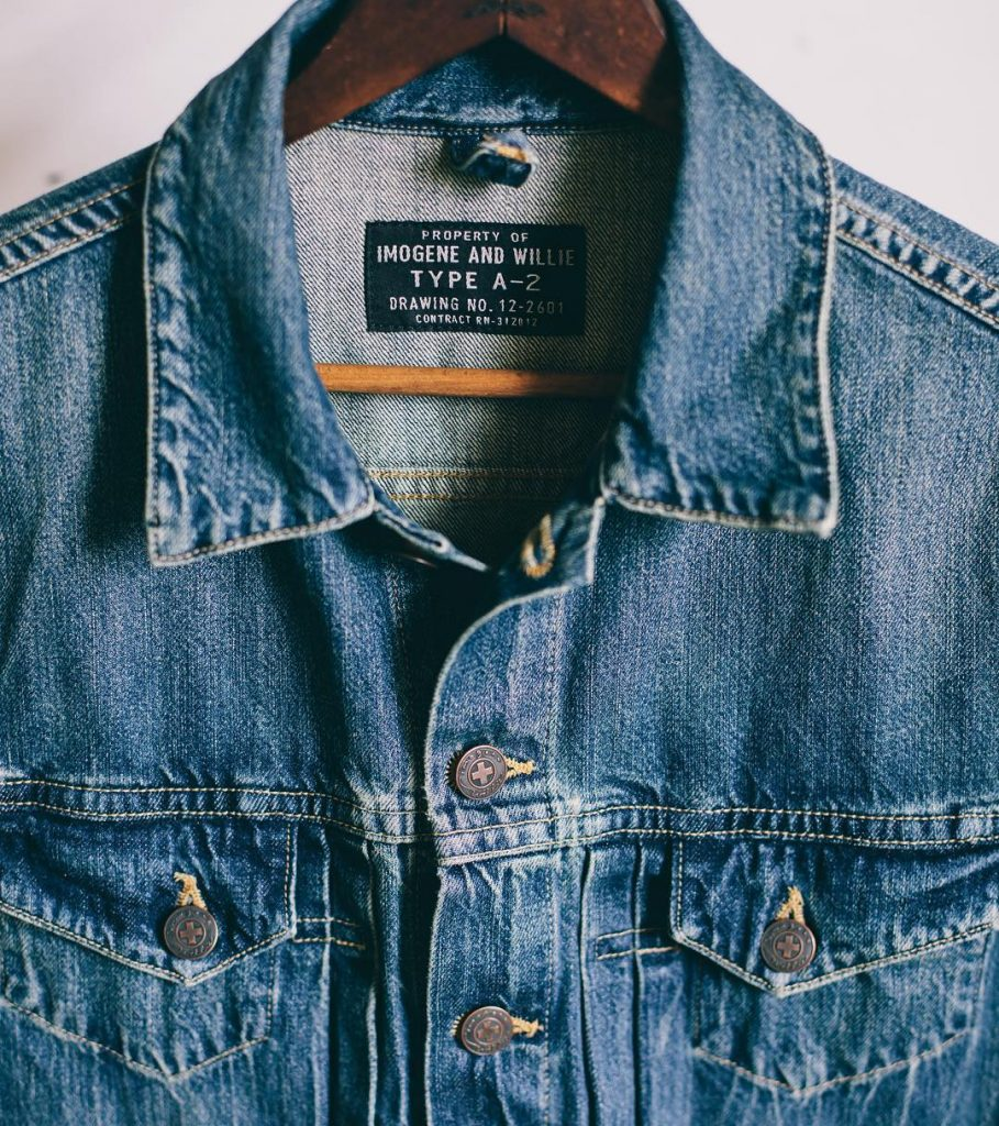 Nashville Imogene and Willie Jean Jacket Clothing