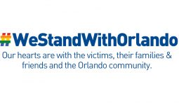 Text image of support for Orlando