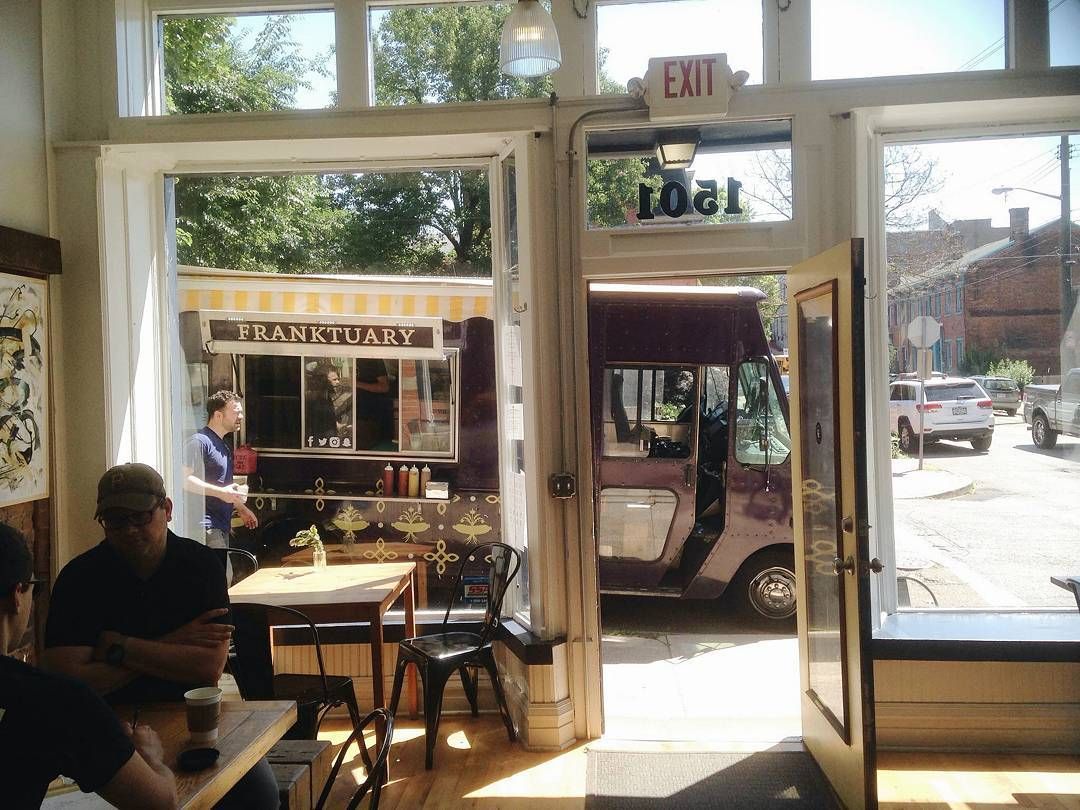 Pittsburgh Commonplace Coffee Bar
