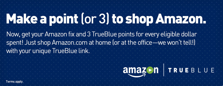 True Blue Amazon Partnership