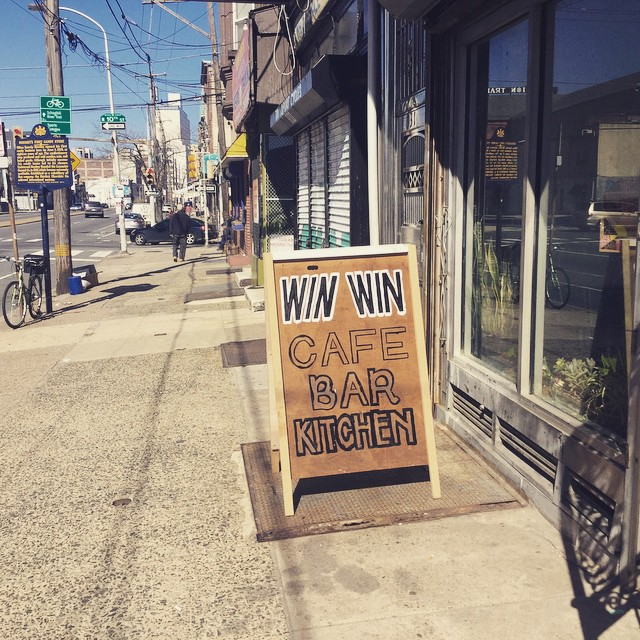 Win Win Coffee Bar Philadelphia