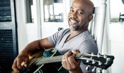 Darius Rucker in Charleston, SC